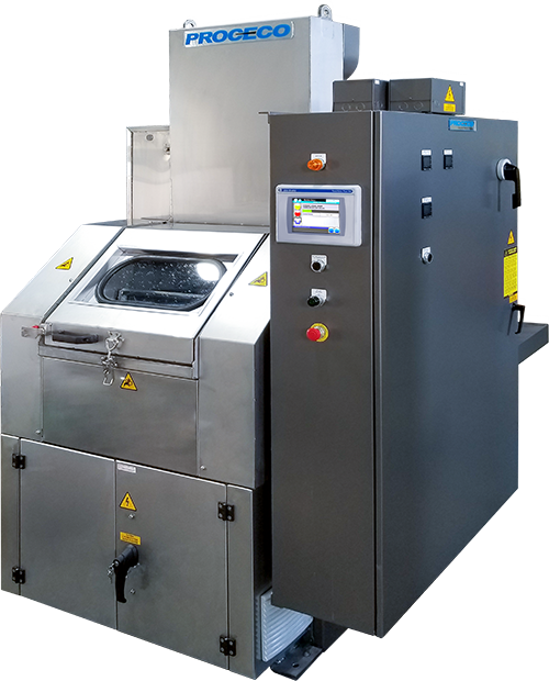 Used TYPHOON®-SI Spray and Immersion Industrial Parts Washer