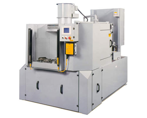TYPHOON®-RW rotary parts washer